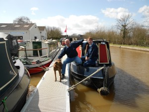 Ventian Hire Boats with Pets